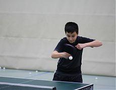 Einweihung neuer Tischtennisplatten